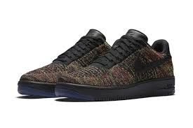 nike air force 1 basse. Nike Air Force 1 Low Flyknit - Available Now In Five Colorways WearTesters Basse H