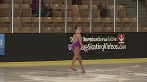 2017 USFS Central Pacific Regionals Skate Juvenile - Ava Stephens - YouTube
