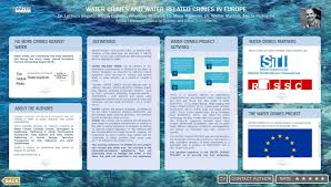 Criminal Justice Definition Water Crimes Project Shares Knowledge Internationally