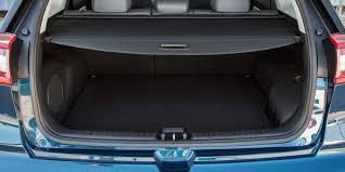 Kia Niro practicality and boot space | carwow