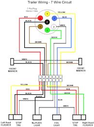 wiring diagrams 7 prong trailer diagram 6 way brilliant floralfrocks 7 way trailer plug wiring diagram gmc at 7 Prong Trailer Plug Wiring Diagram