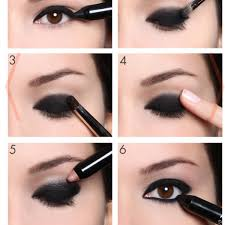 15 easy tutorials guide you how to do smoky eye makeup