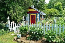 small picket fence for garden white picket fence near the vegetable garden shed picket fence garden