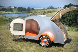 Small Picture Vintage Teardrop Camping Trailers HiConsumption