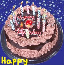Happy Birthday Cake Gif Images Download
