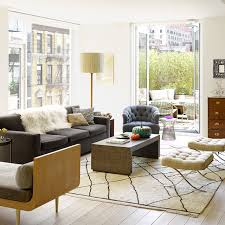 beautiful decoration for small apartment living room design modern