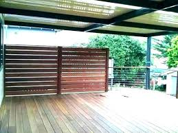 deck privacy screens deck privacy ideas screen for images screens outdoor outdoor privacy screen ideas for