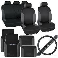 truck parts charcoal car seat covers