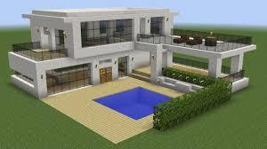 minecraft modern house floor plans lovely minecraft modern house home design