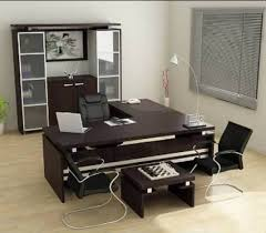 modern office furniture contemporary checklist. Contemporary Executive Office Furniture Elegant Brown Wood Image Modern Checklist