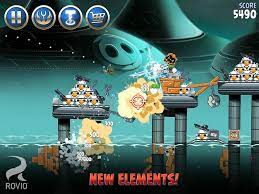 Angry birds wallpaper: Angry Birds Star Wars 2 Wallpaper