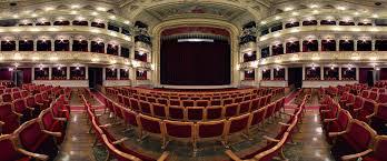 Национальный академический театр оперы и балета им С  Партер театру