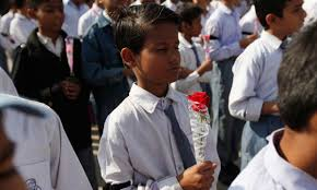 prayer in school essay a prayer for peshawar com essay on prayer  a prayer for peshawar com a student in karachi holding a rose takes part in a