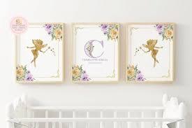 tinkerbell nursery wall art printable