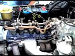 Toyota FJ40 2F Engine Overhaul - YouTube