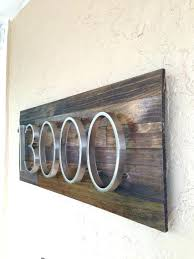 home address plaques. Address Plaques For Homes Plaque House Hand Made Reclaimed Wood Home .