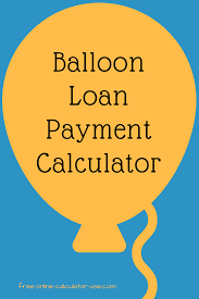 Free Loan Payment Calculator Balloon Loan Payment Calculator With Amortization Schedule Debt Is