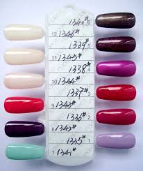 Gelish System Products And Applications Esthers Nail Corner