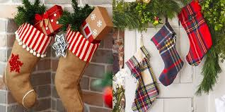 23 diy stockings how to make stockings craft ideas woman s day