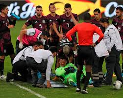 Maybe you would like to learn more about one of these? Mexico Beats Us 1 0 In Men S Olympic Soccer Qualifying The Star