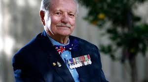 Old soldier Bert Lane awarded Medal of the Order of Australia for ...