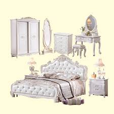 Very Cheap Price Antique White Bedroom Furniture Set - Buy Very ...