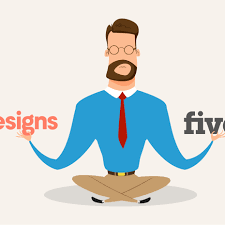Fiverr Logo Design Cost 99designs Vs Fiverr Which Is The Best Choice For Graphic