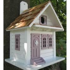 Birdhouse Shotgun Cottage Bird House Yard Envy