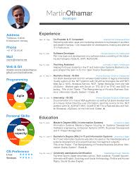 Resume Infographic Template Styles One Page Resume Template Latex One Page Resume Template 51