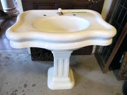 american standard cast iron bathtub 60 rare early 20th century american standard cast iron pedestal sink