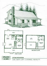 Log Home And Log Cabin Floorplans From Hochstetler Log HomesLarge Log Cabin Floor Plans