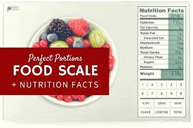 perfect portions scale perfect portions digital scale perfect portions food scale perfect portions scale error