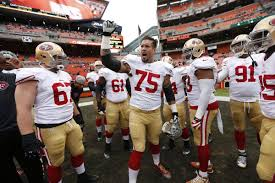 the nfl is % black diversity hasn t helped white players and alex boone of the minnesota vikings pictured in 2015 when he played for the san francisco 49ers called kaepernick s behavior shameful