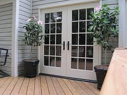 sliding patio door vs french doors