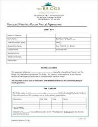 Room Rental Contract 11 Room Rental Agreement Examples Pdf Word Examples