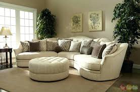 curved sectional sofa living room furniture coffee table for sectional with  chaise living room round sectional