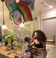 Cardi B Offset Celebrate Daughter Kultures First Birthday Peoplecom