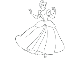 princess cinderella coloring pages princess coloring pages disney cinderella coloring pages to print