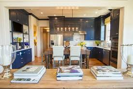 painted blue kitchen cabinets house: blue painted kitchen cabinets kitchen with hardwood floor navy blue
