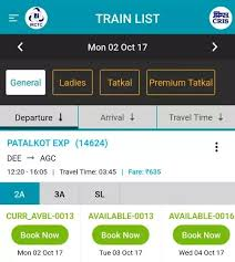Current Reservation After Chart Preparation Online How To Do Current Ticket Booking From Irctc Website Quora