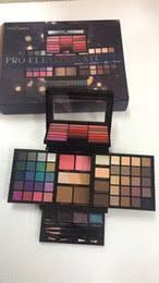makeup kits canada profustion makeup sets pro elevation kit cream lip gloss highlither blush