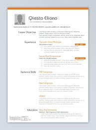 Free Resume Layout Template Gorgeous Resume Template For Mac Free Resume Templates Mac Job And Resume