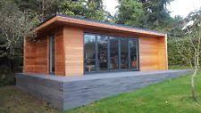 summer house office. Luxury Cedar Garden Buildings, Summer House, Cinema, Office, Bar, Accommodation House Office E