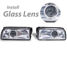 E36 Fog Light Lens Details About 2 Modification Fog Lights Glass Lens Housing Case For Bmw E36 92 98 M3 318 325