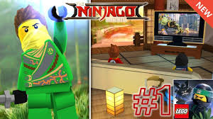 LEGO NINJAGO MOVIE App Let's Play #1 THE BEST NINJA EVER! (Gameplay iOS  Android) - YouTube