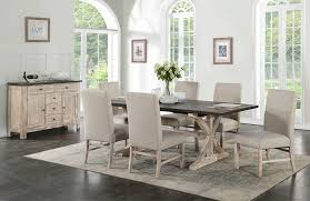 Dream rooms furniture Round Bed Jefferson Dining Table With Chairs In Houston Zoltangerocom Jefferson Dining Table With Chairs Dream Rooms Furniture