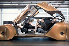 BMW Reveals First Of Four Concept Cars To Show The Future Driving ...