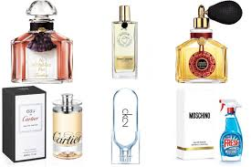 Winter Fragrances 2015