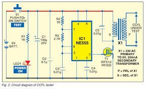 lcd inverter wiring diagram lcd image wiring diagram tester projects pack on lcd inverter wiring diagram