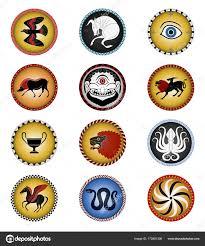 Greek Hoplite Shield Designs Greek Designs Google Search Greek Shield Ancient Greek
